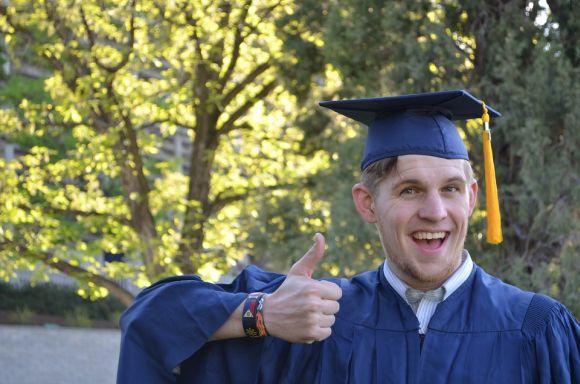 Indo bem no vestibular, você pode realizar o sonho de ingressar no ensino superior (Foto Ilustrativa)