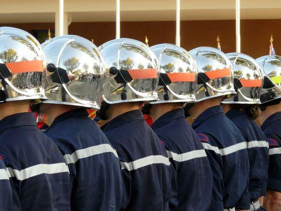 O Corpo de Bombeiros de Goiás vai abrir 230 vagas (Foto Ilustrativa)