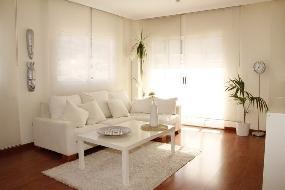 Decoração suave para sala de estar 2016
