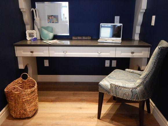 Outro exemplo de lugar para trabalhar em casa (Foto Ilustrativa)