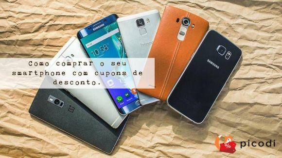 Economize no seu smartphone com cupom de desconto Picodi (Foto: Divulgação Picodi)