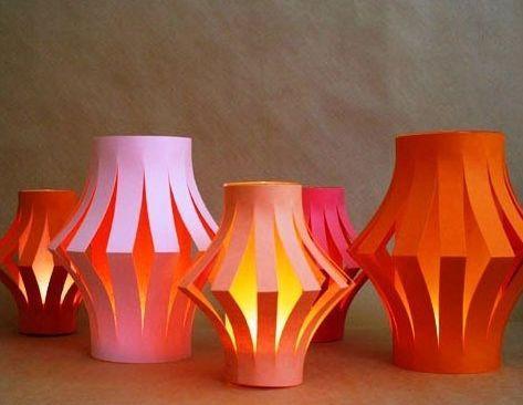 Lanternas Decorativas (Foto: Divulgação)