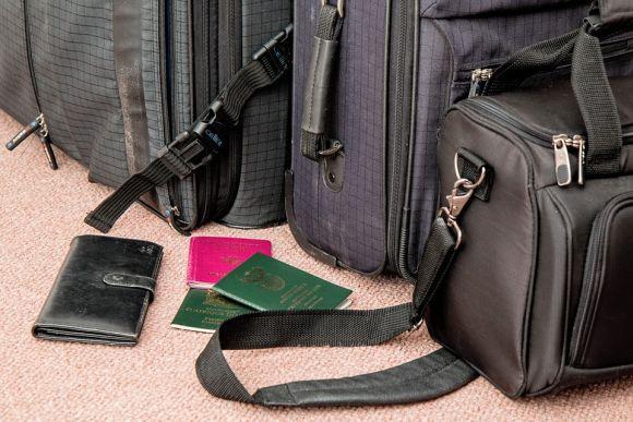 Prepare as malas para a sua nova experiência de trabalho no exterior (Foto Ilustrativa)