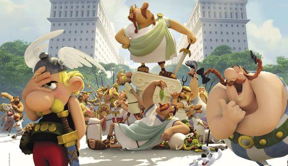 Asterix e o Domínio dos Deuses (Foto: Divulgação Bonfilm)