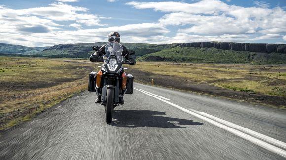 A KTM 1190 Adventure custa a partir de R$ 79.000 (Foto: Divulgação KTM)