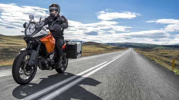 Ela é a moto perfeita para encarar longas jornadas (Foto: Divulgação KTM)