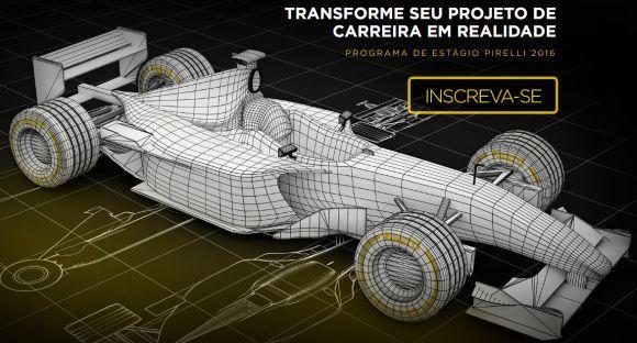 Programa de estágio Pirelli 2016