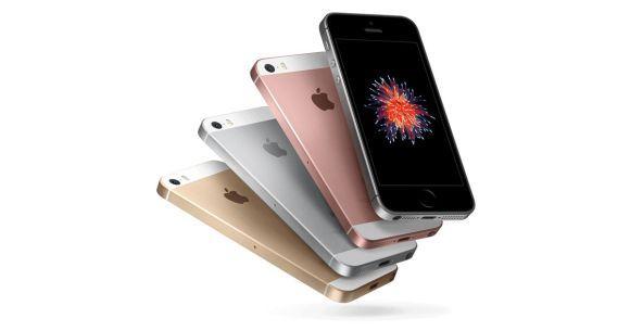 O iPhone SE é uma versão de baixo custo do famoso celular da Apple (Foto: Divulgação Apple)