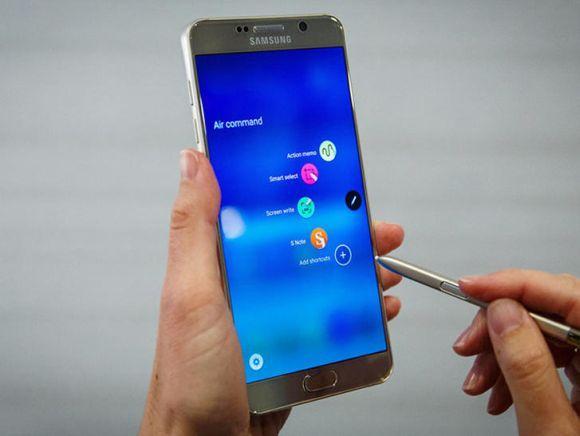 A nova versão do Galaxy Note é esperada para o segundo semestre (Foto: Divulgação Samsung)