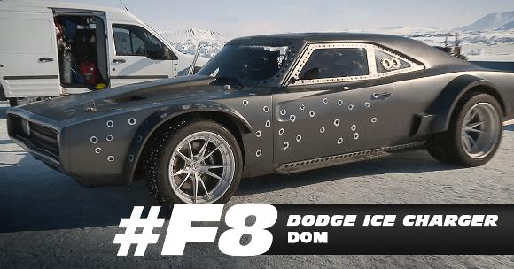 Dodge Ice Charger Dom. (Foto: Reprodução/Uol)