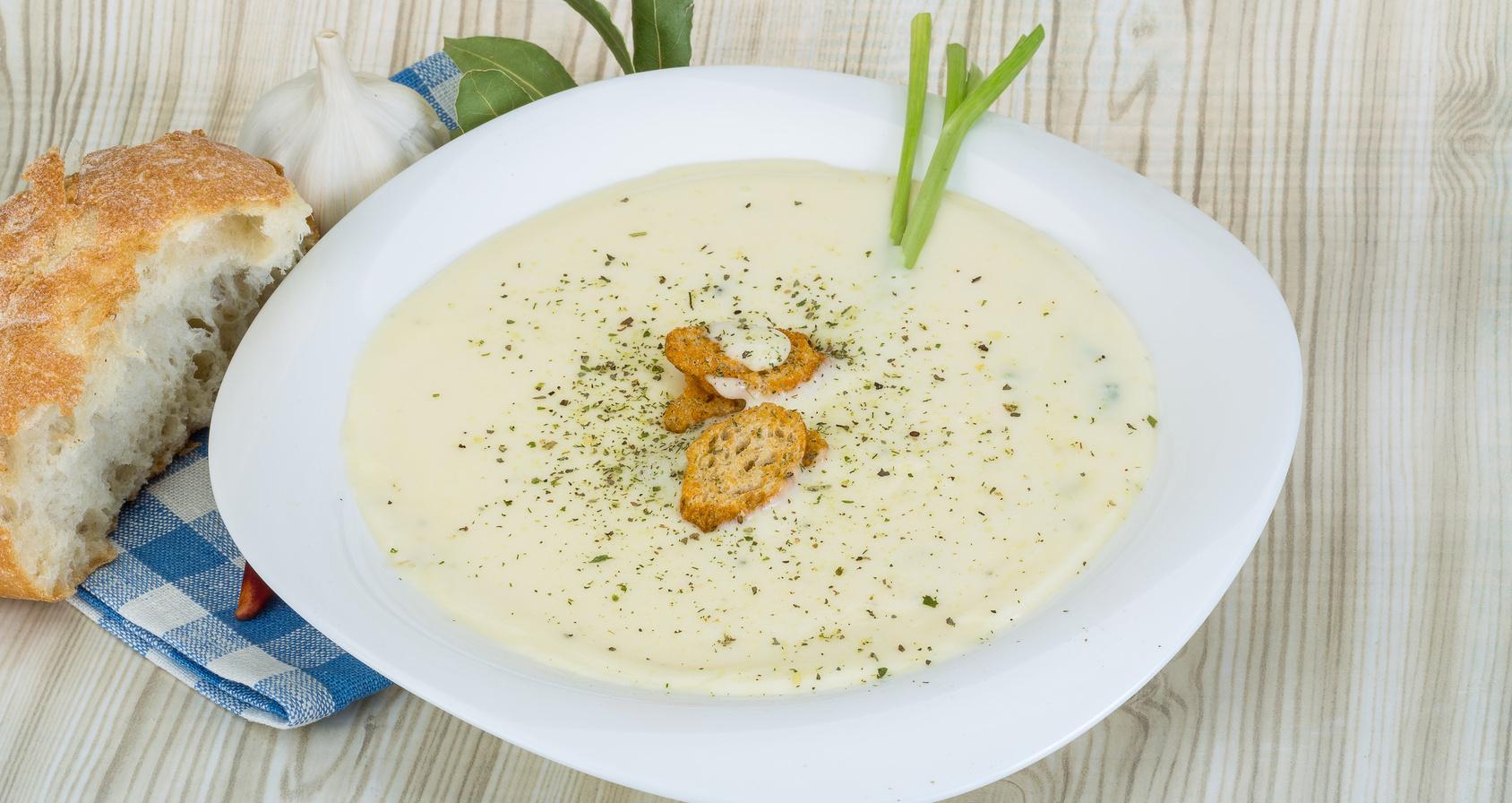 Sopa é uma opção interessante para o cardápio. (Foto Ilustrativa)