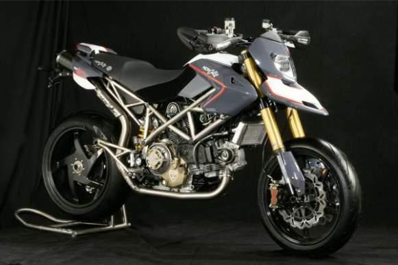 NCR Leggera 1200 Titanium Special. (Foto: Reprodução/Motorcyclespecs)
