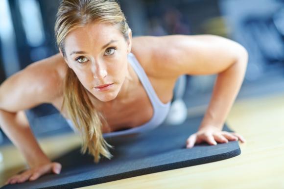 Mantenha a boa forma física fazendo exercícios simples. (Foto Ilustrativa)