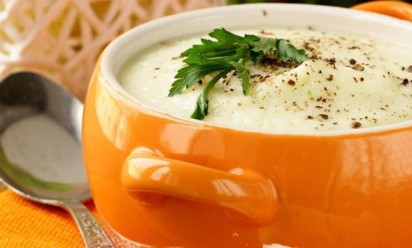 Sopa de couve-flor. (Foto Ilustrativa)