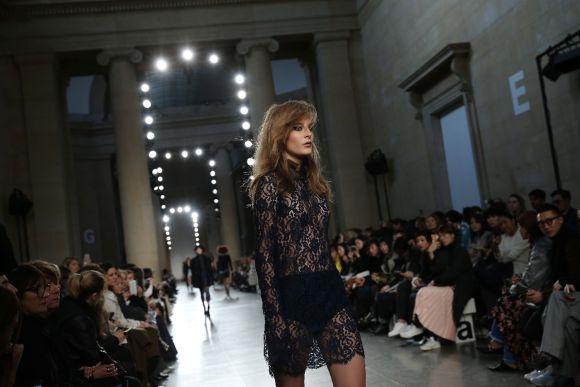 O estilo gótico foi destaque nos principais eventos de moda dos EUA e Europa (Foto Ilustrativa)
