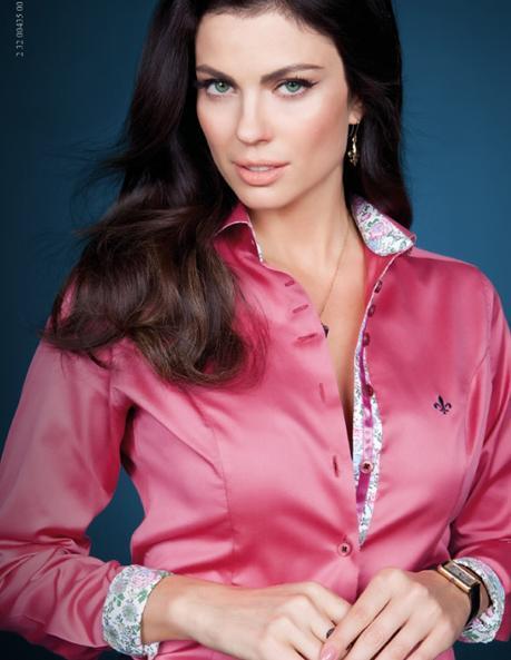 Conheça mais sobre as camisas da Dudalina (Foto  Divulgação) a6c531778112e