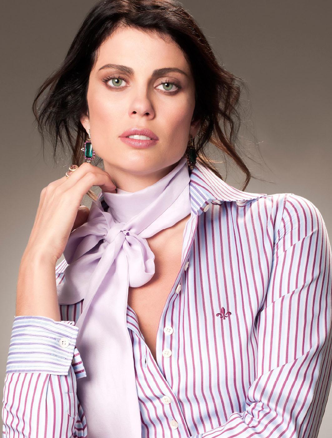 Camisas listradas Dudalina (Foto: Ilustração)