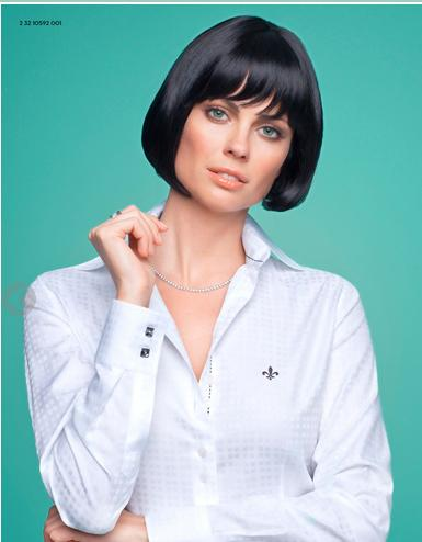Camisa Dudalina branca linda e delicada (Foto: Divulgação)