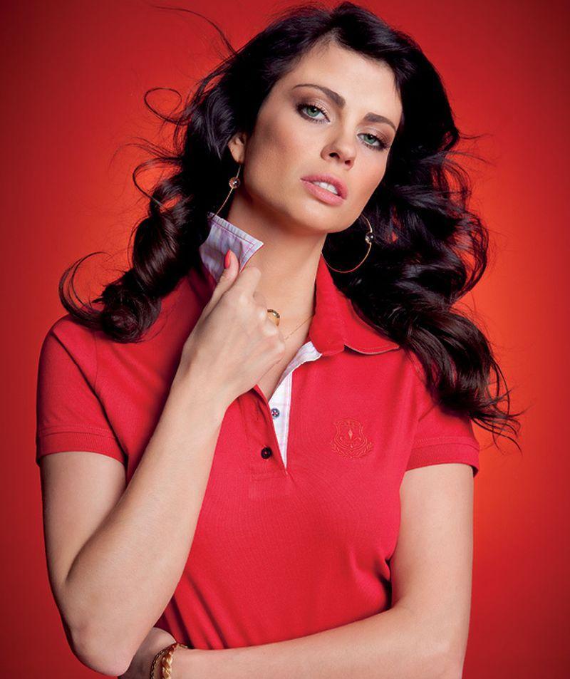 Camisa vermelha Dudalina (Foto: Divulgação)