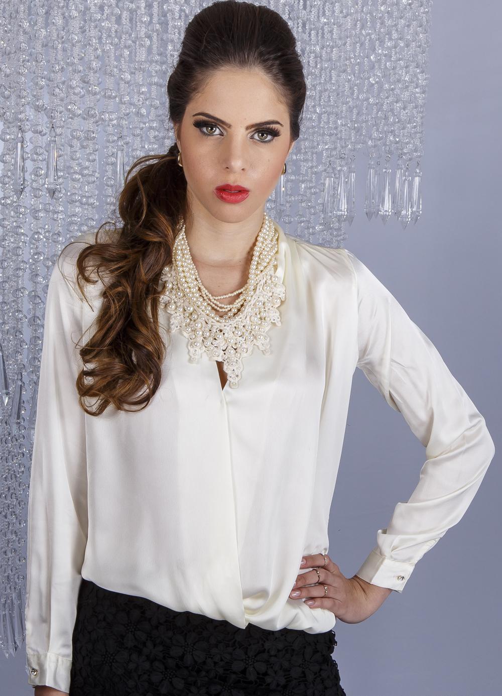 Camisas femininas Dudalina, preços 88
