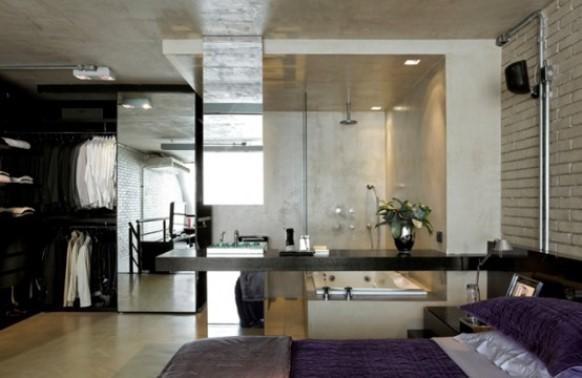 Deixe a casa com um ar rústico e moderno. (Foto: Reprodução/studiohausdesign)