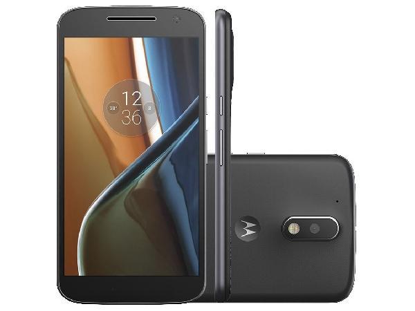 Smartphone Motorola Moto G4 Plus XT1640 (Foto: Divulgação)