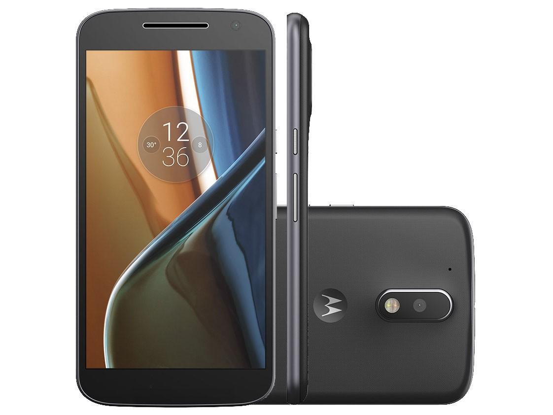Smartphone Motorola Moto G4 Plus XT1640 (Foto: Divulgação) #A1682A 1122x842