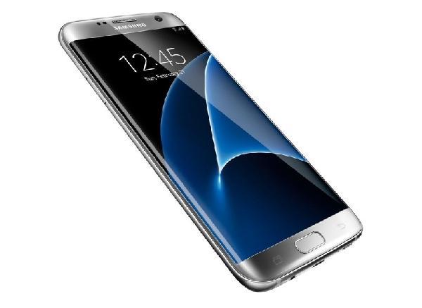 Smartphone Samsung Galaxy S7 Edge SM-G935F Dourado (Foto: Divulgação)Single Chip