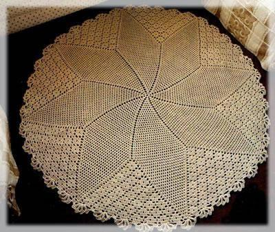 Tapetes de crochê modelos (Foto: Divulgação)