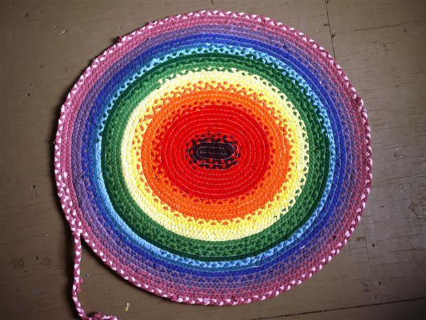 Colorido do tapete (Foto: Divulgação)