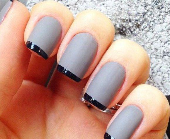 O cinza promete tomar conta das mãos femininas. (Foto: Reprodução/Cuded)