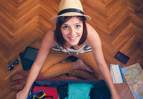 Vai viajar? Então cuide da sua pele. (Foto Ilustrativa)