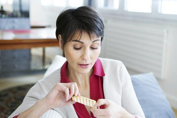 A terapia regula as taxas de estrogênio no organismo da mulher. (Foto Ilustrativa)