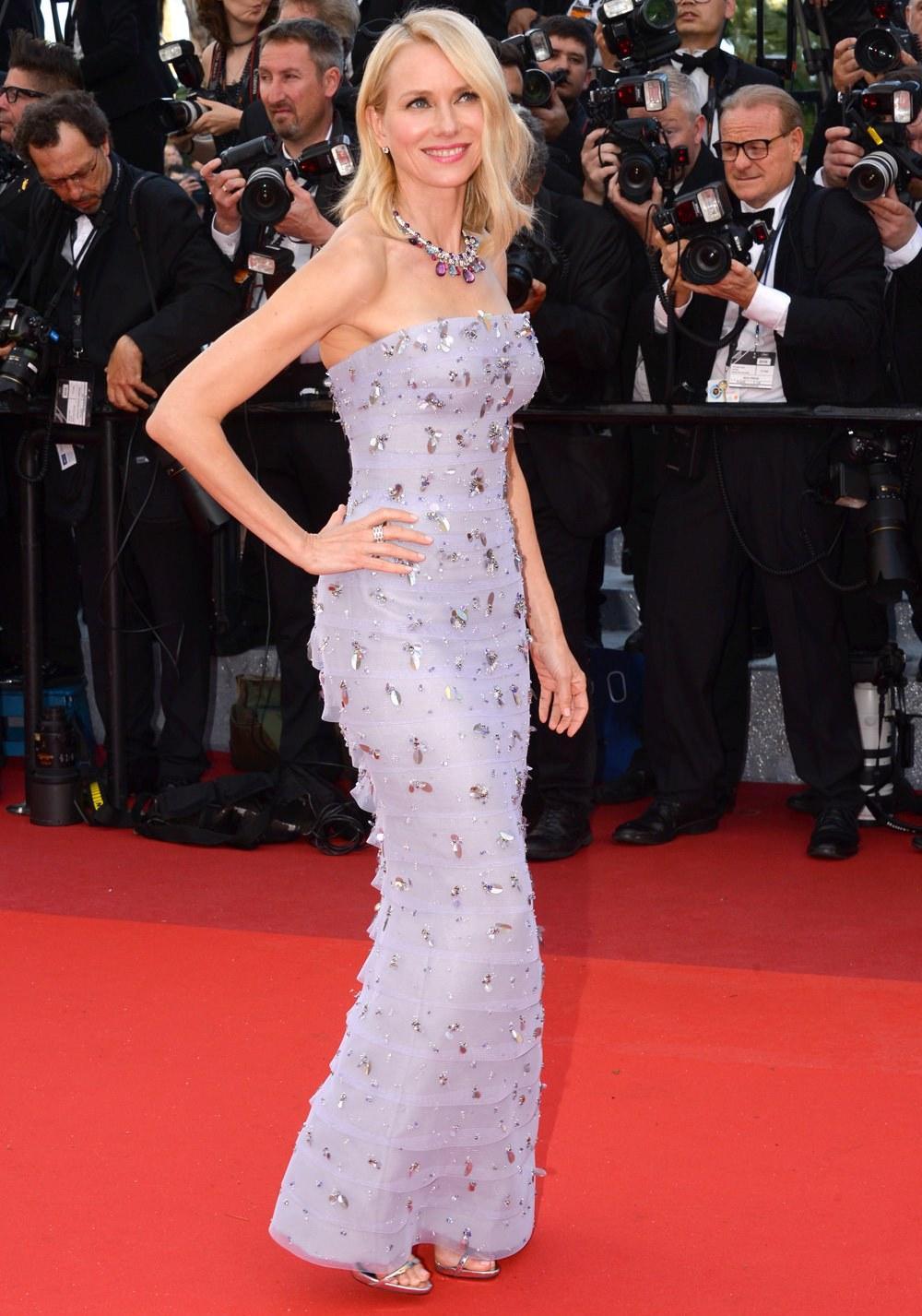 Naomi Watts no Cannes 2016. (Foto: Reprodução/ Tomandlorenzo)