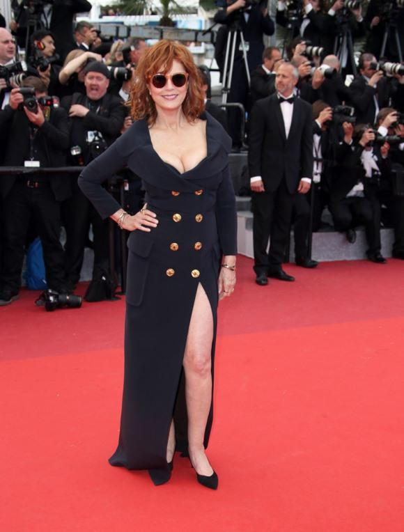 Susan Sarandon. (Foto: AP Photo/Joel Ryan)