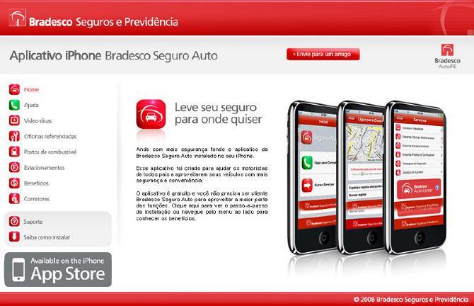 Alguns aplicativos do Bradesco pode dar excelentes resultados (Foto: Divulgação)