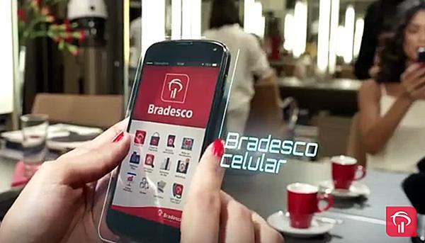 Use o Bradesco celular para pessoa juri dica (Foto: Divulgação)