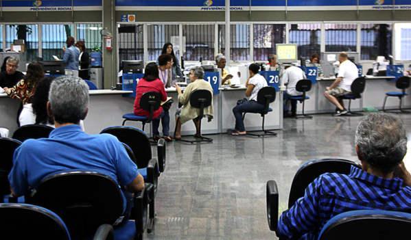 O INSS Dataprev atende com hora marcada nas agências presenciais da Previdência Social (Foto: Divulgação)