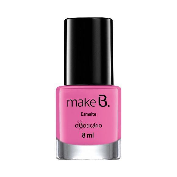 Esmalte Barbie O Boticário. (Foto: Reprodução/O Boticário)