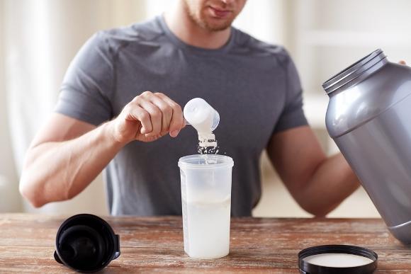 Depois do treino, consuma alimento rico em proteína. (Foto Ilustrativa)