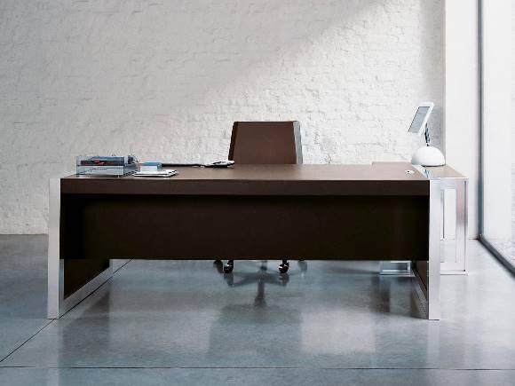 A mesa para escritório deve reconhecer s necessidades do ambiente. (Foto: Reprodução/Archiexpo)