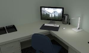 Mesas para escritório modelos e dicas