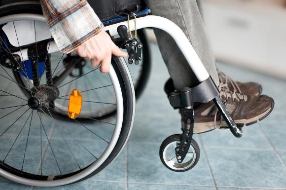 As vagas são para portadores de deficiência. (Foto Ilustrativa)