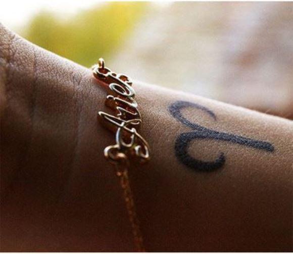 Tatuagem de Áries. (Foto: Divulgação)