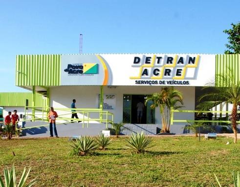 Simulado Detran Acre (Foto: Divulgação)