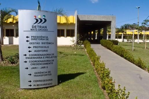 O Simulado do Detran Mato Grosso (Foto: Divulgação)