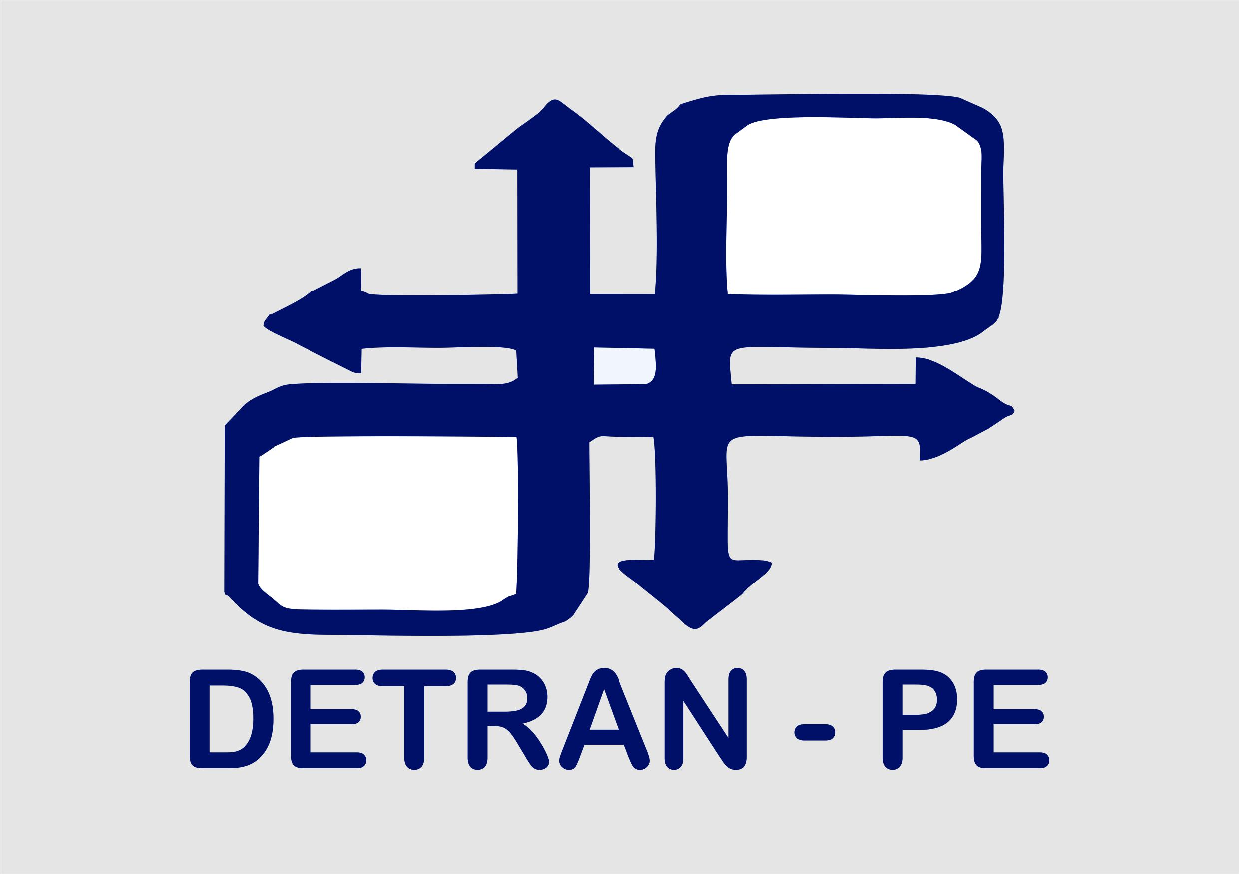 Simulado Detran Pernambuco (Foto: Ilustração)