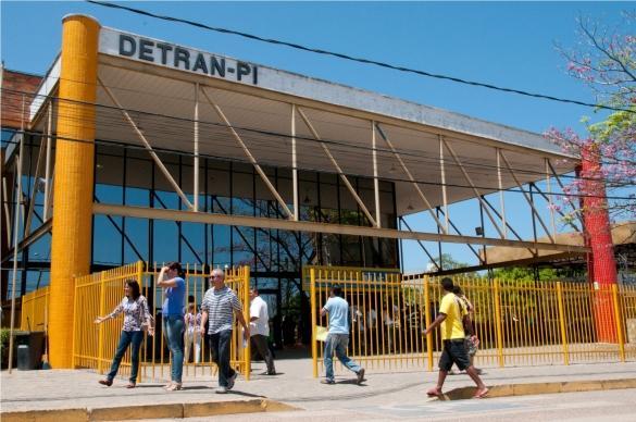 Simulado Detran Piauí (Foto: Divulgação)