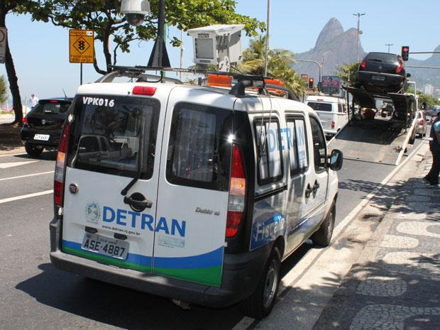 Simulado Detran Rio de Janeiro (Foto: Divulgação)