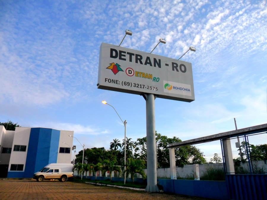Simulado Detran Rondônia (Foto: Ilustração)
